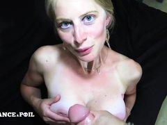 La France A Poil - Gorgeous Blonde Diana Gets Hard Bang