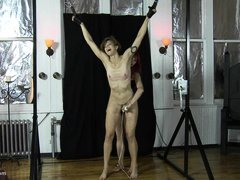 bdsm bondage - getting love the other way