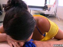 Phoenix Marie is a thirty years old mature women with perfect big ass and a good overall body. She i