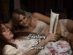 Courtney Simpson & Susan Evans in Lesbian Seductions #08, Scene #03
