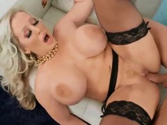 Stepmother Found Out That Her Stepson Was Jerking Off - Quinton James And Alura Jenson