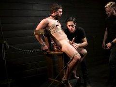 cock torture for casey jacks