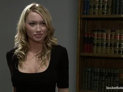 Madison Scott tied and fucked