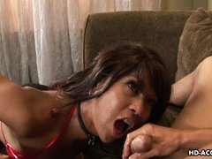 luscious milf having her ways with cock