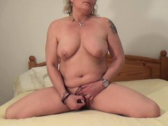 Eva is a tattooed mature that had a lot of cock and semen in her cunt. She's hard to pleased and mas