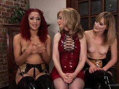 Everything Butt -Nina Hartley Daisy Ducati and Mona Wales Have Anal Fun 1920x1080 4000k