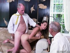 Ivy Rose is the best employee, because whenever her boss wants to please the client, he sends her fo