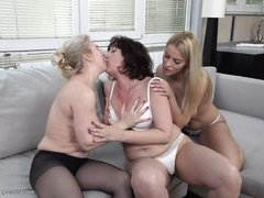 solemn rite for lesbian sex in family