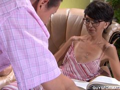 Ferro Network - Lily M Horatio - Guys For Matures