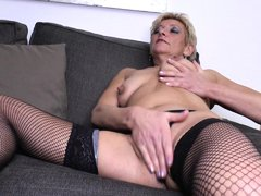 Although years have past and now I'm a mature lady I still love to masturbate like a whore. For that