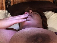 Brigit is one of those huge granny women that could swallow a dildo like a candy bar. She is masturb