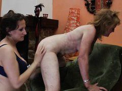 awesome mature ladies got wild