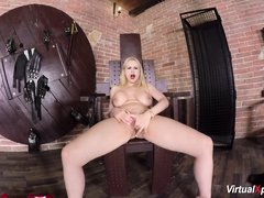 hot milf shows her big boobs