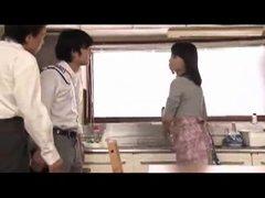 japan frustrating mom creampie