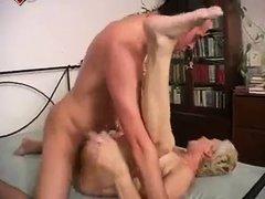 Granny Mama Craves Fuck Youthful Dong -NV