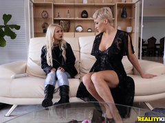 Mature Woman Punishes Her Daughters Naughty Girlfriend Kenzie Reeves