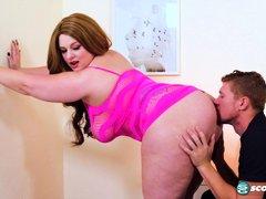 Amber Stevens - Ass Up Dick In