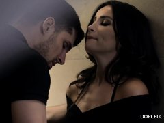 Alyssia Kent - The Brunette With Perfect Curves Will Make Love To Him With Ardor And Passion
