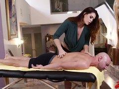 Alison Tyler - Massage Sex