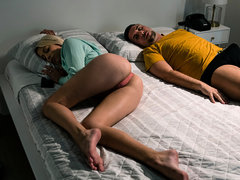 A Night With Moms Boyfriend Free Video With Chanel Grey - BRAZZERS