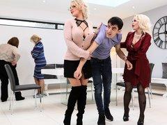 Bridge To Pussy Free Video With Jordi & Lou Lou & Petite Princess Eve - Brazzers