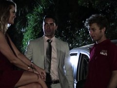 jessica gets fucked on her car @ an inconvenient mistress
