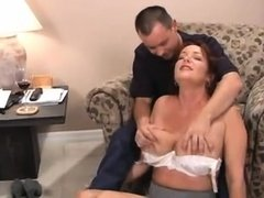 Son's Massage Goes Too Far