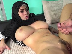 Dominno & Thomas in Busty Wife Is Wearing Panties From A Neighbor - Porncz
