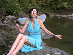 On the 10th Day of Halloween Willamina is the Blue Fairy