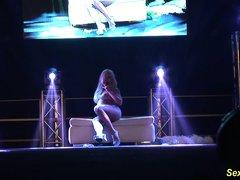 flexi stepmom naked on stage