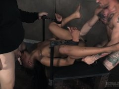 cheating housewife punished by her hubby