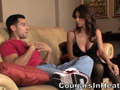 Ariella Ferrera Cougar s Step Son
