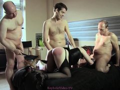 Granny Anal Fuck With Friends